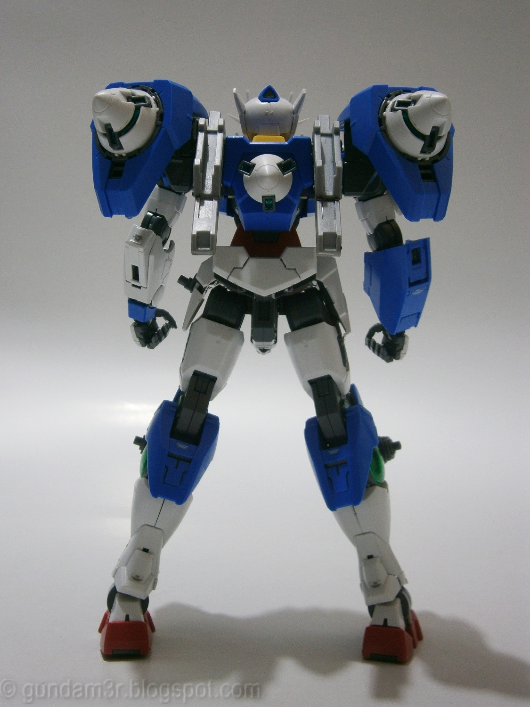Custom Build Gundam 00 Quanta X Saber Mg Gundam3r