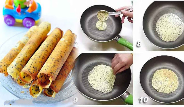 Bikin Egg Roll Renyah Praktis Cukup pakai Teflon! Begini nih Resep dan Cara Membuatnya