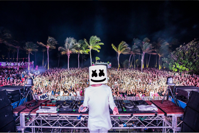 Download DJ Marshmello Om Telolet Om