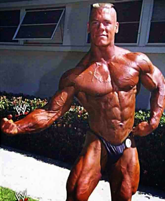 Beefcakes Of Wrestling Muscle Monday  John Cena-7159