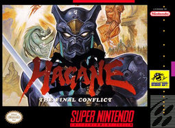 Hagane - The Final Conflict (USA) [ SNES ]