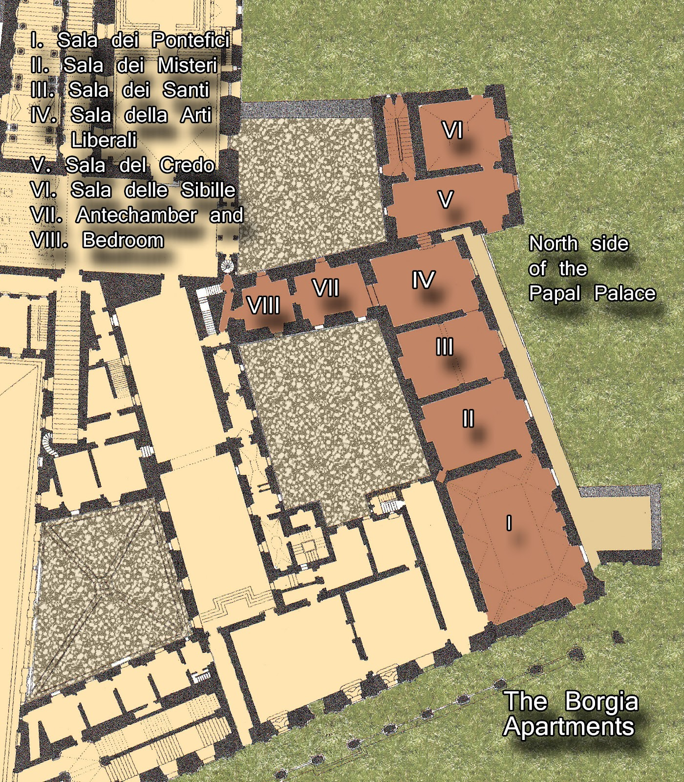 Finding Reliable Maps Of The Apartments With More Detail Showing Windows For Example Is Difficult Best I Could Trace Are Those Paul