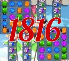 Candy Crush Saga Level 1816
