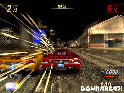 Burnout Revenge PS2 ISO - Download Game PS1 PSP Roms Isos
