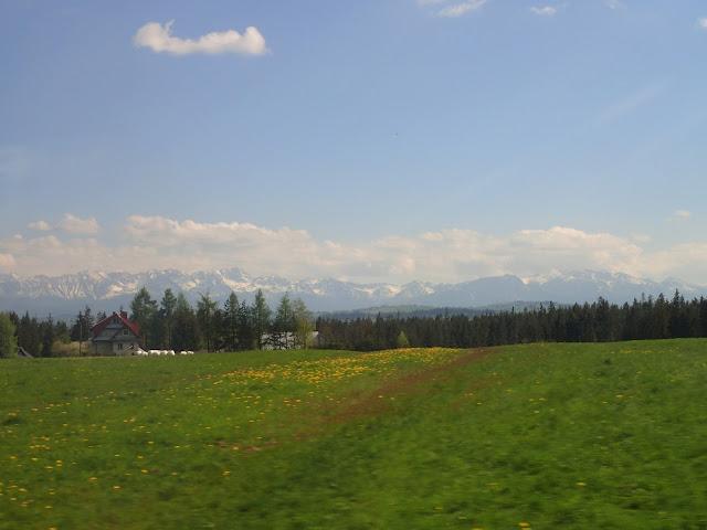 Pomimo wiosny w pełni, w Tatrach dalej śnieg