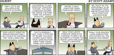 Dilbert Cartoon (11 May 2014)