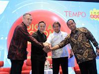 50 Tahun Indosat Ooredoo Melayani Indonesia