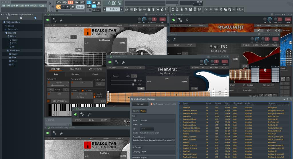 musiclab all guitars vst free audio recording software audio torrent. Black Bedroom Furniture Sets. Home Design Ideas