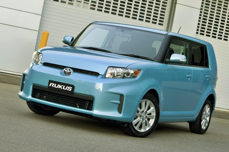2018 Toyota Rukus Review Price Redesign and Rumor
