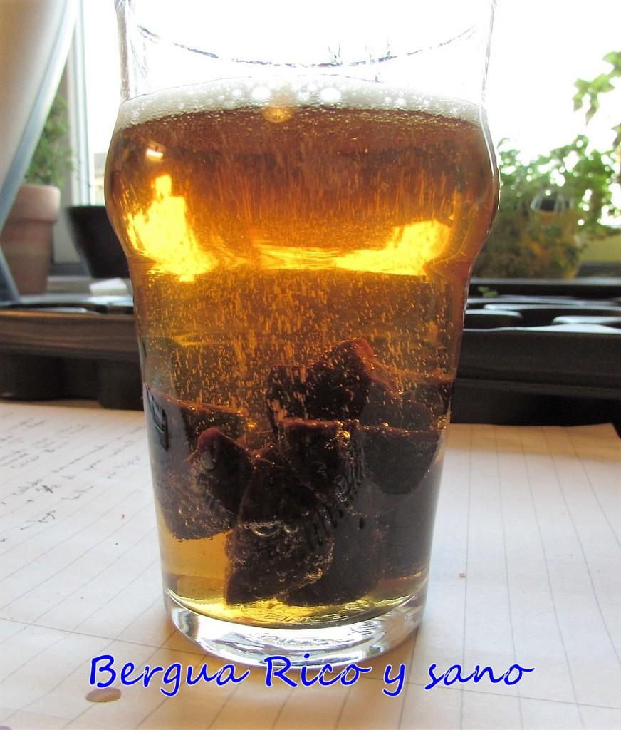 Comer rico y sano: Solomillo a la cerveza y ciruelas - photo#47