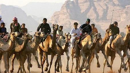 #Beduínos