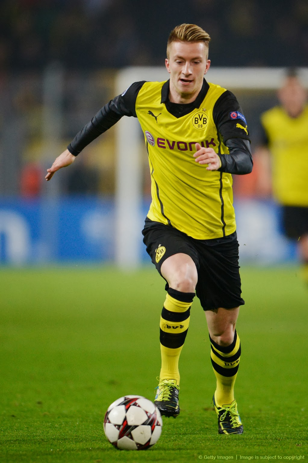 All About Marco Reus Arco Reus Vs Napoli