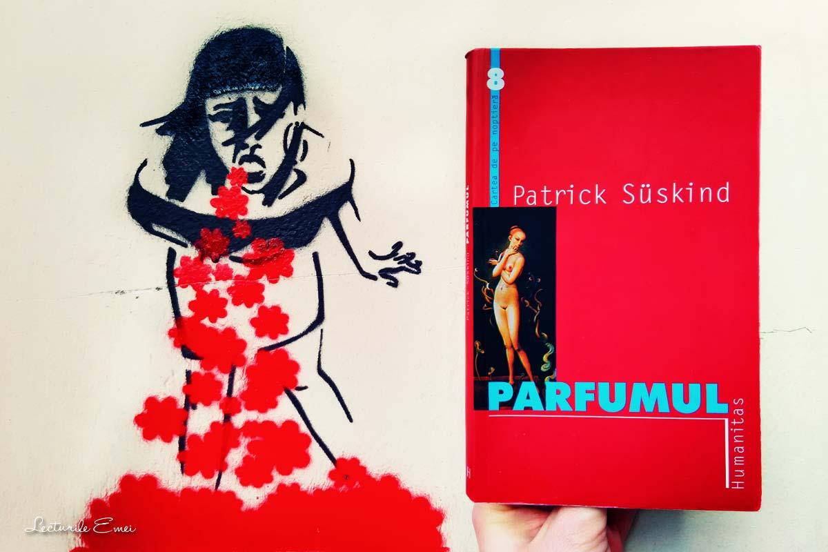 carte recenzie Parfumul de Patrick Süskind