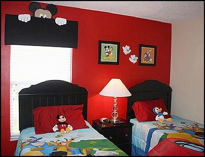 Decorating theme bedrooms  Maries Manor Mickey Mouse bedroom ideas  Minnie Mouse bedroom