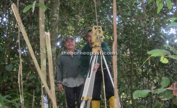 RM20 Million untuk Survey Tanah NCR Disediakan Di Sabah