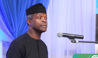 Never Depend On Your Academic Certificates Alone – Osinbajo Tells Students