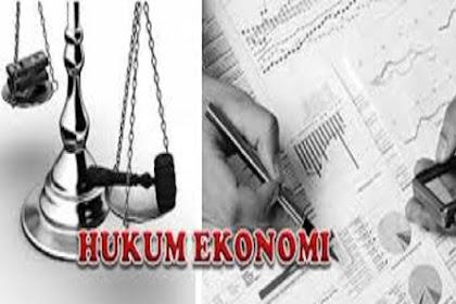 Definisi Hukum Ekonomi di Indonesia