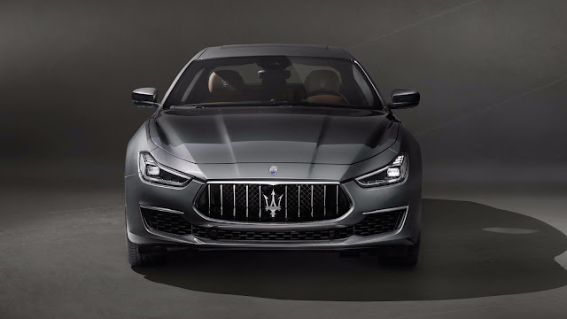 Maserati Ghibi GranLusso (facelift)