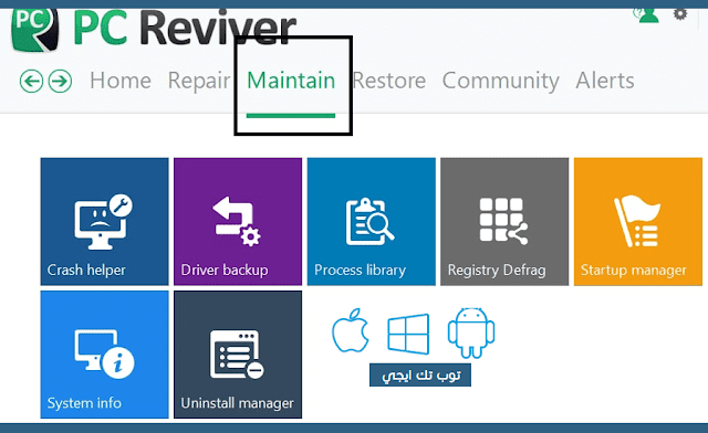 Pc Reviver For Windows 2019 Download