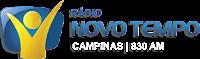 Rádio Novo Tempo AM de Campinas ao vivo