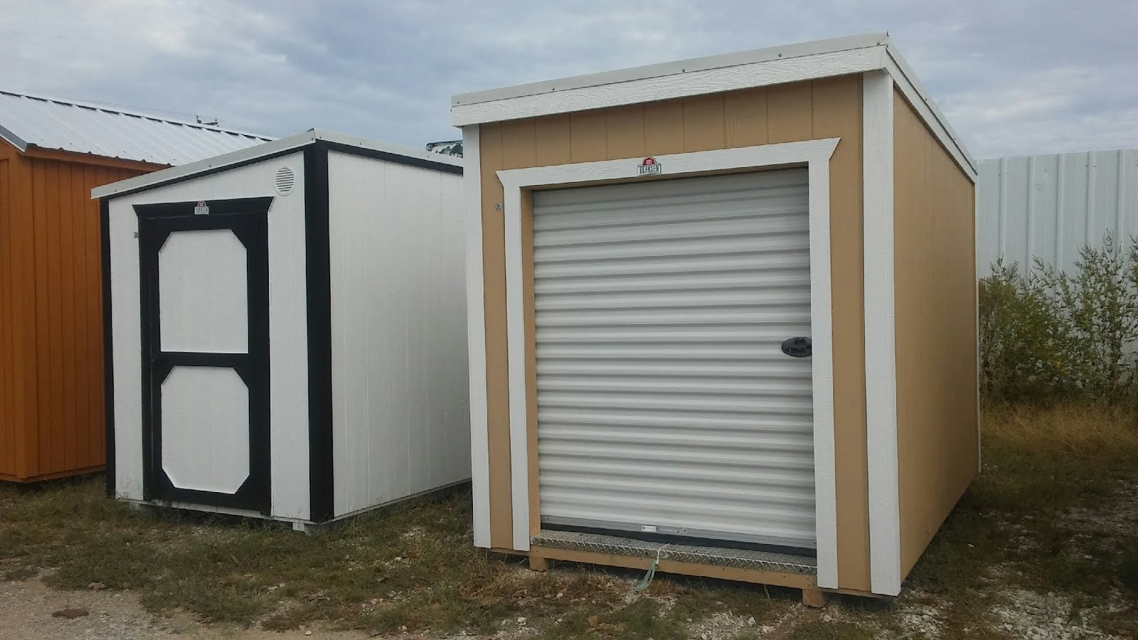 Small Metal Carports For Atv : Buildings etc sherman whitesboro sheds carports more