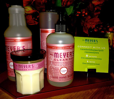 Fashionably Petite Mrs Meyer S Clean Day 2013 Holiday