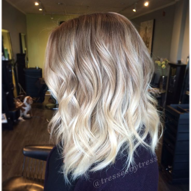 Platinum Ombre Hairstyles! Photos and Video tutorials! - The HairCut Web