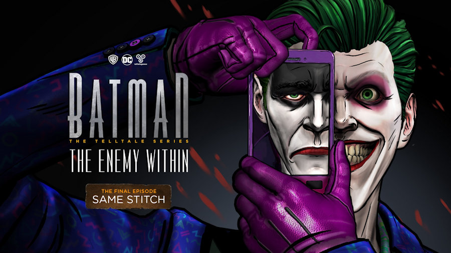 The Qwillery Telltales Batman The Enemy Within Season Finale