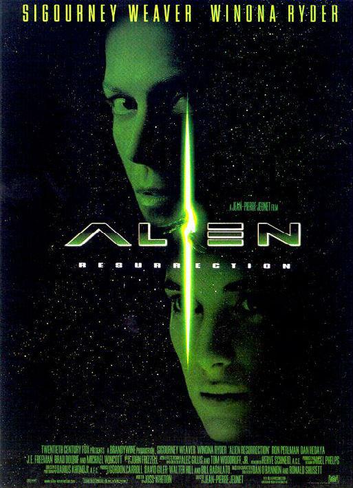 Quát Vật Không Gian 4 : Hồi sinh - Alien: Resurrection