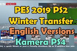 PES 2019 Winter Transfer Januari 2019 - Infinity Patch English Versions