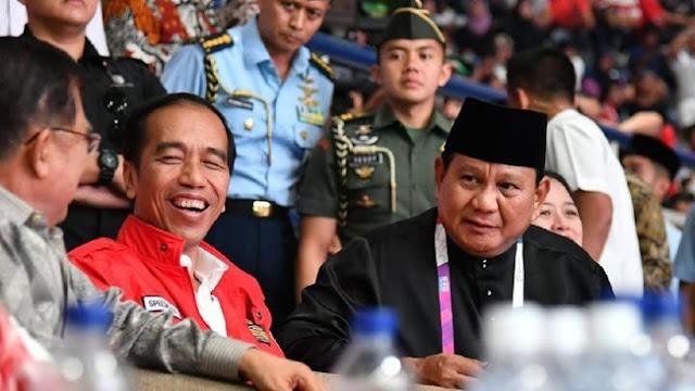 Banyak Elite Pura-Pura Mendukung Jokowi Karena Terpaksa