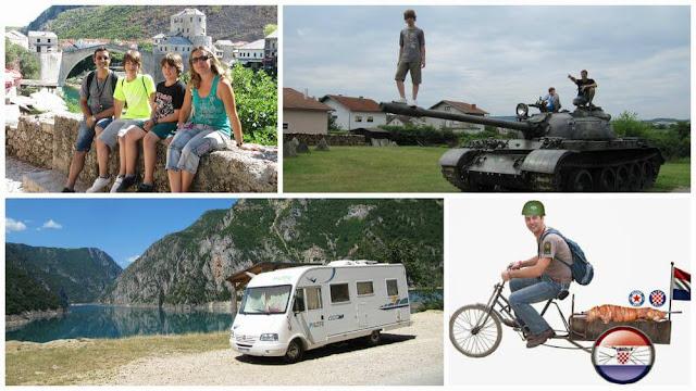 viaje balcanes en autocaravana