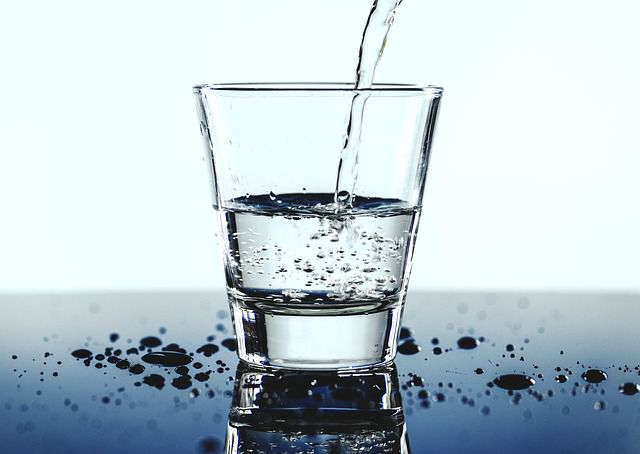 Drink a Glass of Water Before a Meal