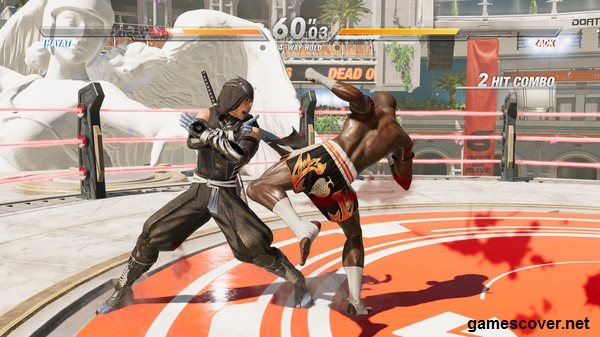 Dead or Alive 6 Gameplay