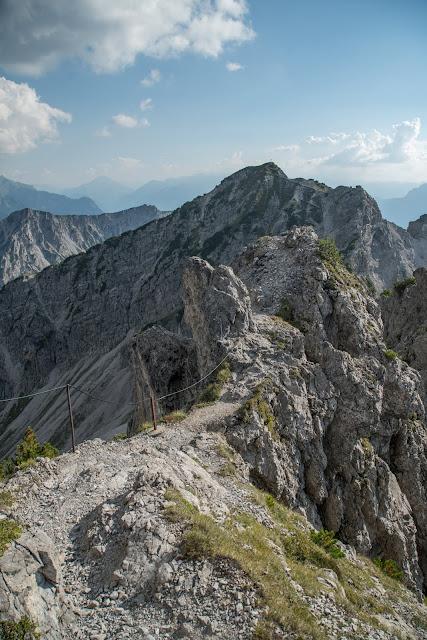 Fürstensteig  Gafadura Hütte - Drei-Schwestern - Gaflei  Wandern in Liechtenstein 08