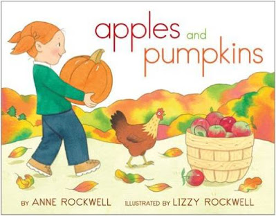 Fall Book for Primary Kids - Apples and Pumpkins