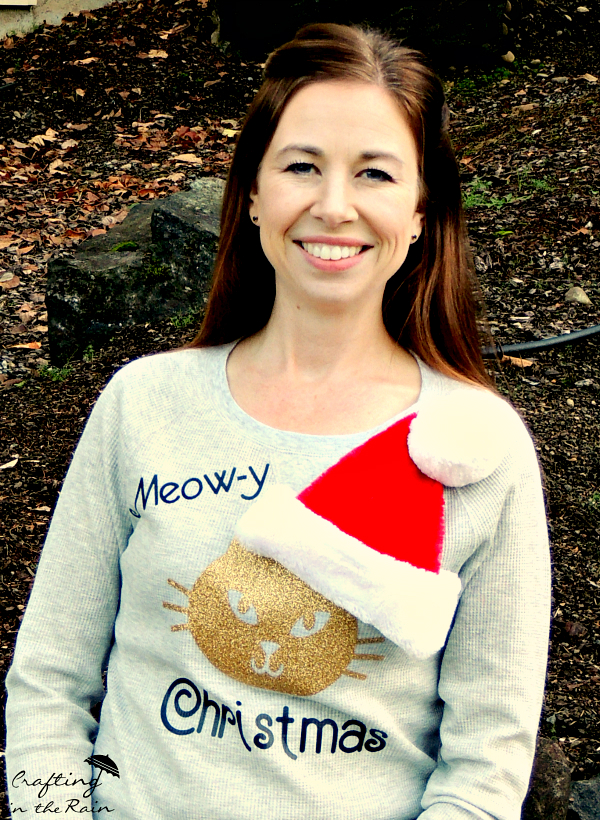 47af86f20cc53c DIY Cat Ugly Christmas Sweater - Crafting in the Rain