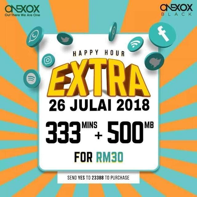 Onexox Talktime