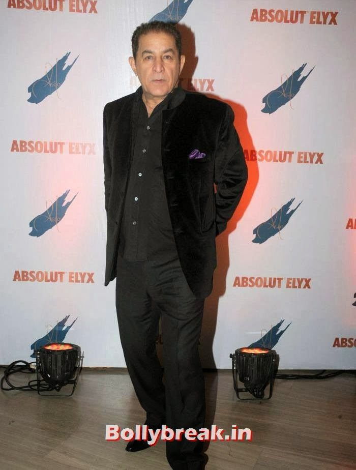 Dilip Tahil, Suchitra Pillai Hosted Absolute Elyx Party