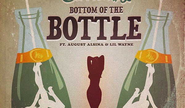 Curren$y – Bottom of the Bottle (feat. Lil Wayne & August Alsina)