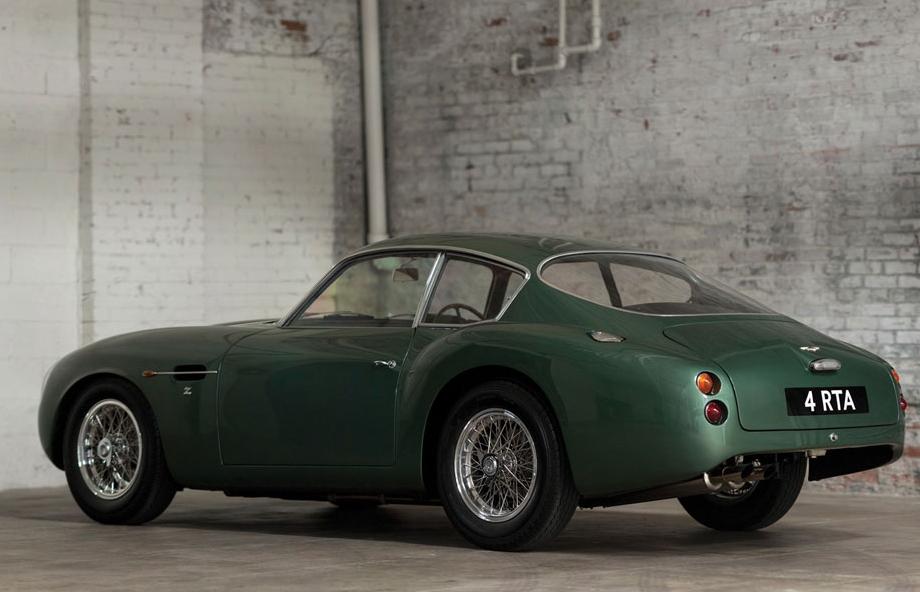 1962 Aston Martin Db4gt By Zagato