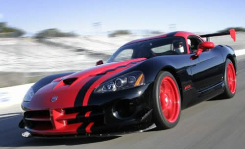 DODGE Viper Specification