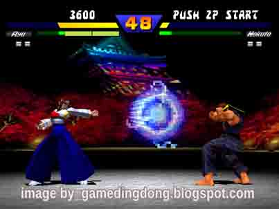 Street Fighter EX 1