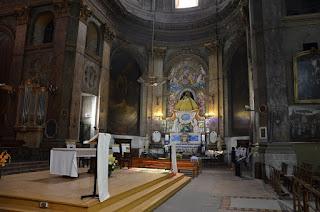 Toulouse. Eglise de Notre-Dame de la Daurade