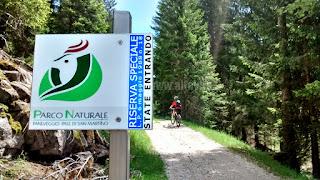 MTB Alpe Lusia - Pale di San Martino - Dolomiti