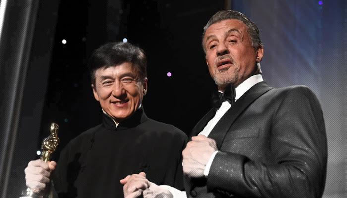 EX-BAGHDAD | Jackie Chan e Sylvester Stallone estrelarão o filme de ação chinês