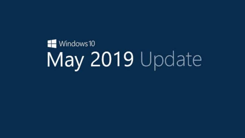 Microsoft to auto-update Windows 10 v1803 and older to Windows 10 May 2019 Update (v1903)