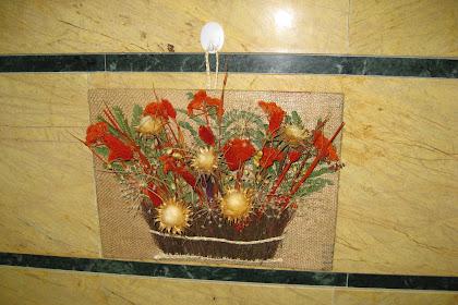 Cuadros Con Hojas Y Flores Secas