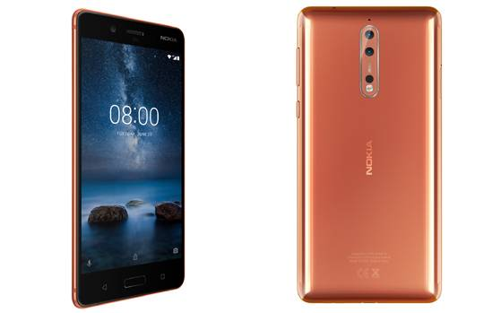 Nokia 8 Price and Specification