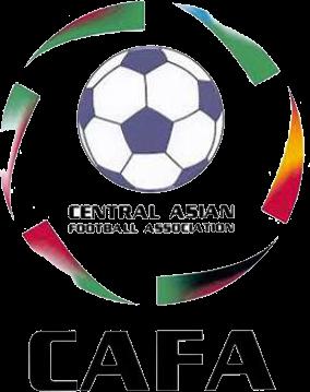 Logo Timnas Sepakbola Negara di Asia Barat CAFA